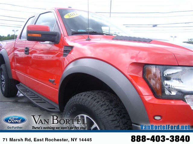 2012 F-150 Super Cab 4x4 Pickup #49919A - photo 15