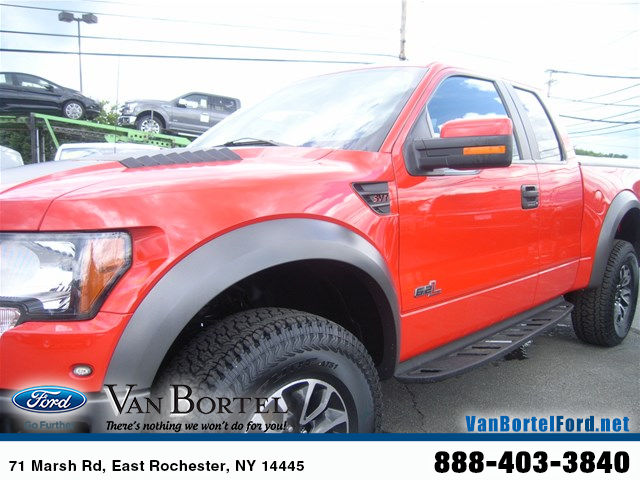 2012 F-150 Super Cab 4x4 Pickup #49919A - photo 16