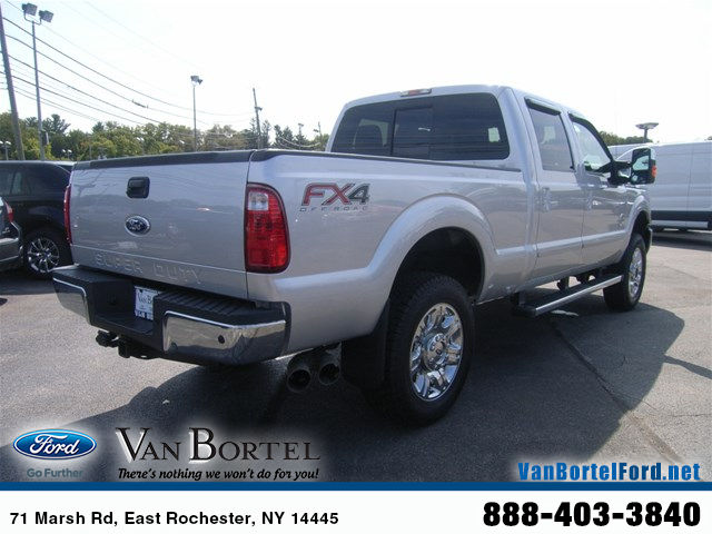 2012 F-350 Crew Cab 4x4 Pickup #50484A - photo 10