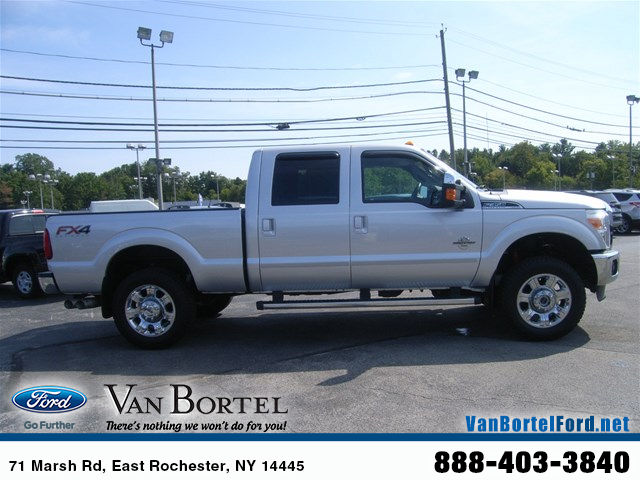 2012 F-350 Crew Cab 4x4 Pickup #50484A - photo 11