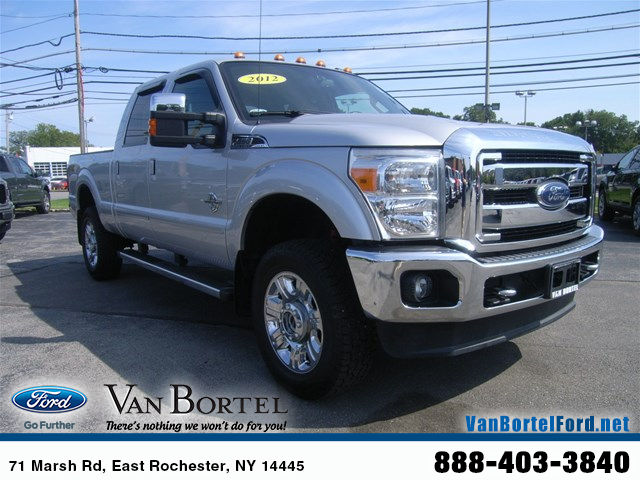 2012 F-350 Crew Cab 4x4 Pickup #50484A - photo 12