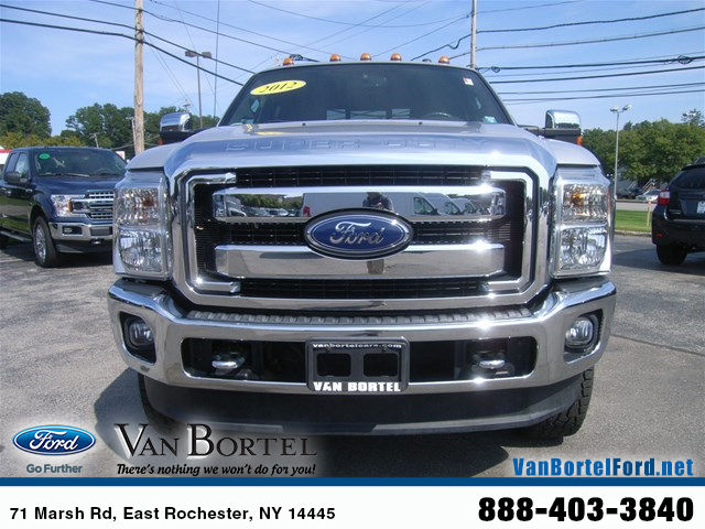 2012 F-350 Crew Cab 4x4 Pickup #50484A - photo 13