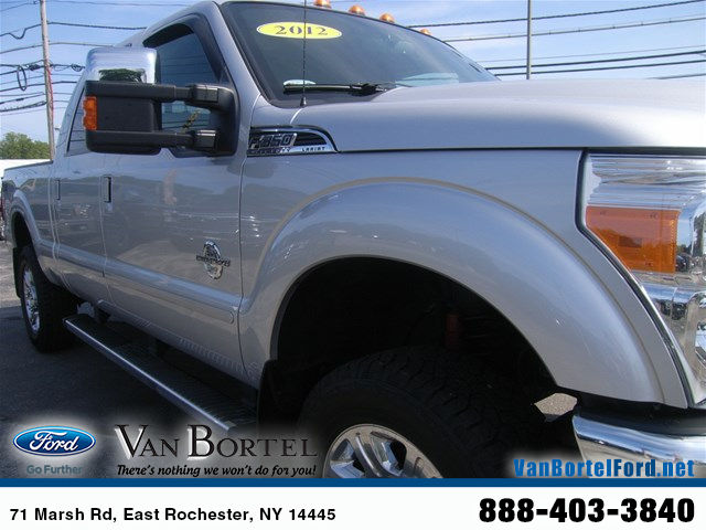 2012 F-350 Crew Cab 4x4 Pickup #50484A - photo 14