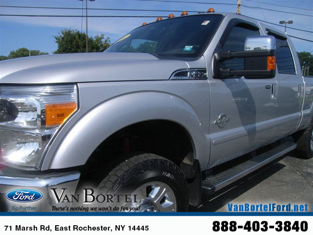 2012 F-350 Crew Cab 4x4 Pickup #50484A - photo 15