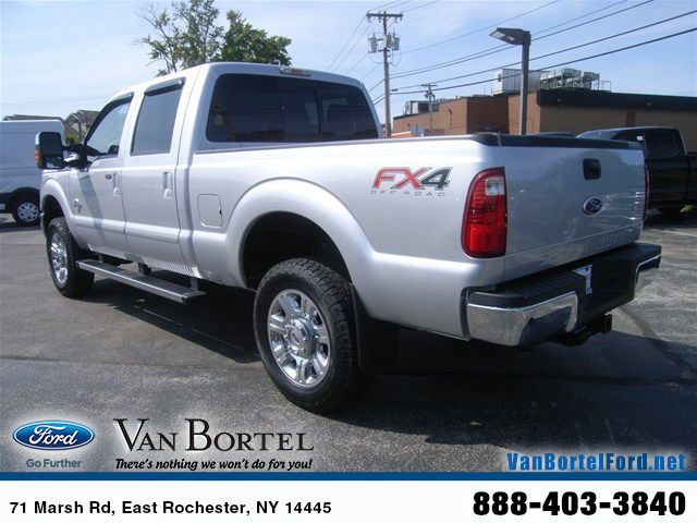 2012 F-350 Crew Cab 4x4 Pickup #50484A - photo 2