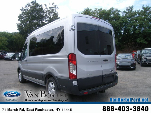 2017 Transit 150 Medium Roof, Passenger Wagon #50667 - photo 2