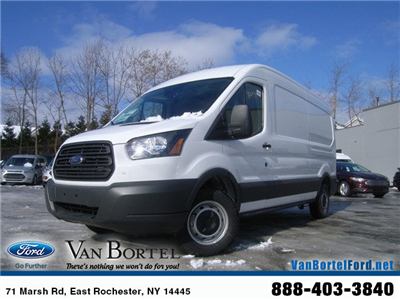 2017 Transit 150 Med Roof, Cargo Van #50792 - photo 1