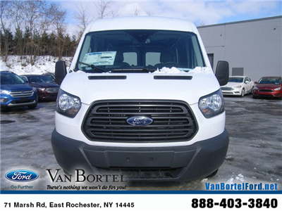 2017 Transit 150 Med Roof, Cargo Van #50792 - photo 8