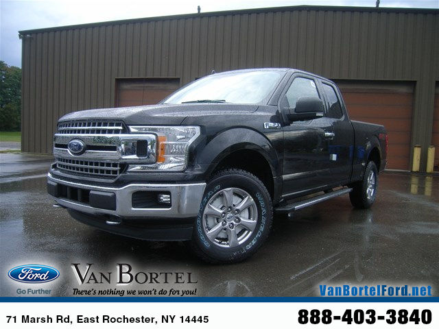 2018 F-150 Super Cab 4x4, Pickup #50806 - photo 1