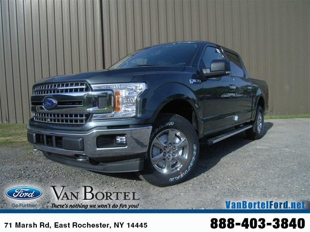 2018 F-150 Crew Cab 4x4 Pickup #51025 - photo 1