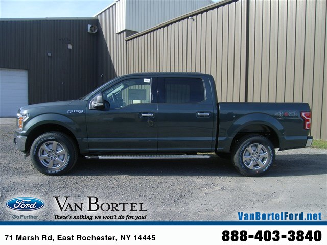 2018 F-150 Crew Cab 4x4 Pickup #51025 - photo 6