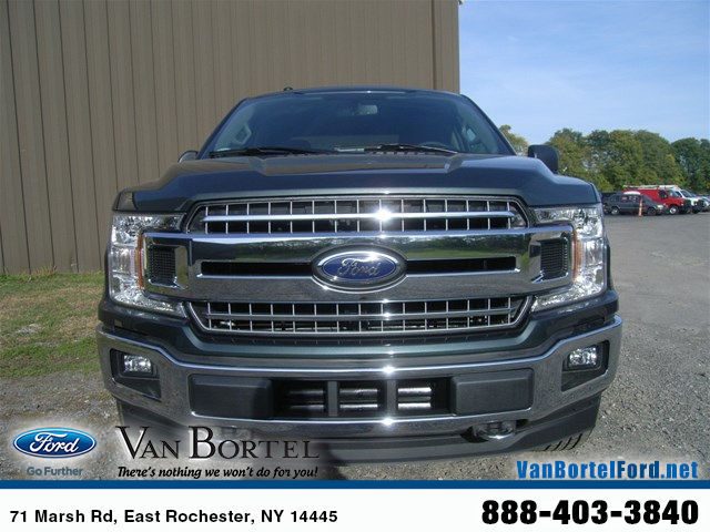 2018 F-150 Crew Cab 4x4 Pickup #51025 - photo 7