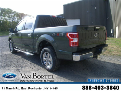 2018 F-150 Crew Cab 4x4 Pickup #51025 - photo 2