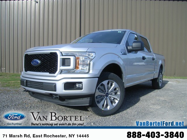 2018 F-150 Crew Cab 4x4 Pickup #51125 - photo 1