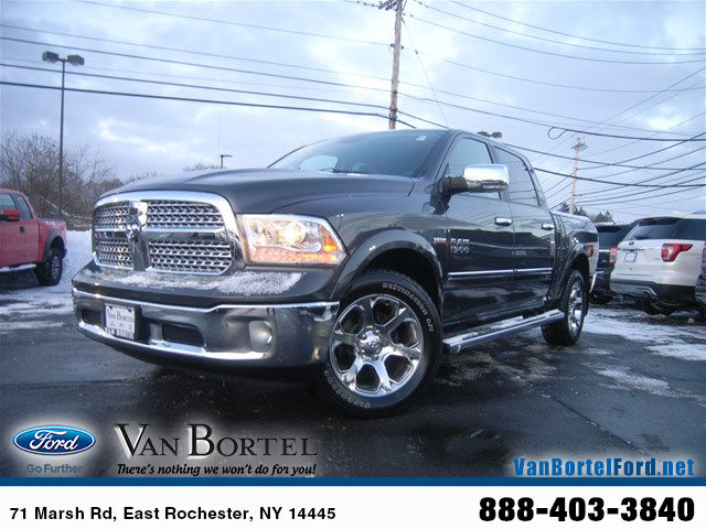 2014 Ram 1500 Crew Cab 4x4, Pickup #51126A - photo 1