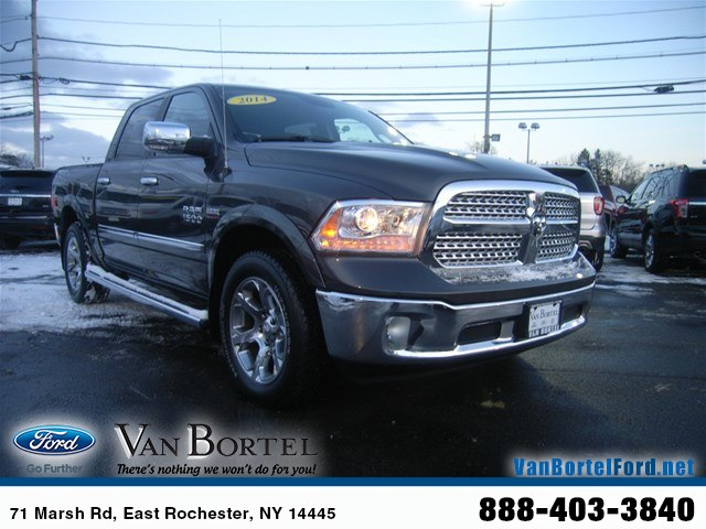 2014 Ram 1500 Crew Cab 4x4, Pickup #51126A - photo 8