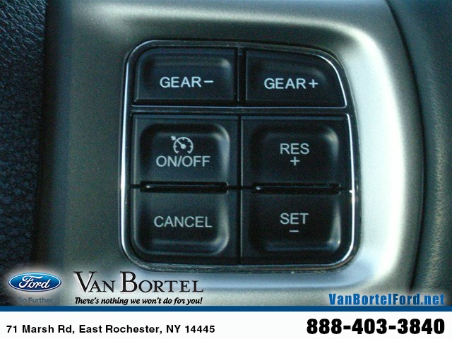 2014 Ram 1500 Crew Cab 4x4 Pickup #51126A - photo 22