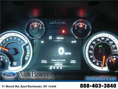 2014 Ram 1500 Crew Cab 4x4, Pickup #51126A - photo 18