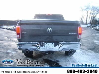 2014 Ram 1500 Crew Cab 4x4, Pickup #51126A - photo 5