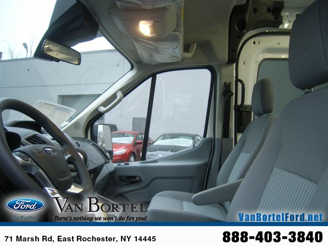 2018 Transit 250 Med Roof 4x2,  Empty Cargo Van #51179 - photo 3