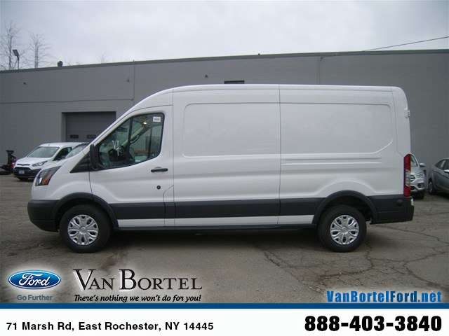 2018 Transit 250 Med Roof 4x2,  Empty Cargo Van #51179 - photo 7