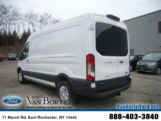 2018 Transit 250 Med Roof 4x2,  Empty Cargo Van #51179 - photo 2
