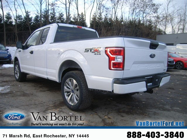2018 F-150 Super Cab 4x4, Pickup #51318 - photo 2