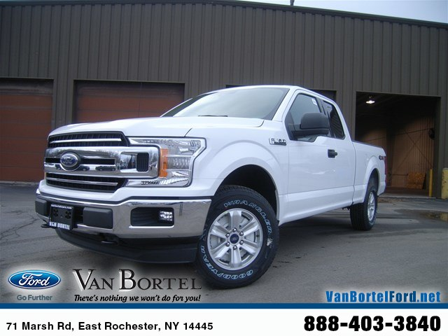 2018 F-150 Super Cab 4x4,  Pickup #51345 - photo 1