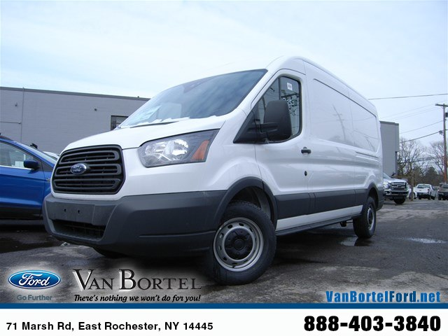 2018 Transit 150 Med Roof 4x2,  Empty Cargo Van #51636 - photo 1