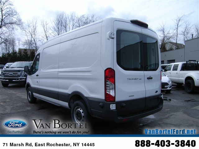2018 Transit 150 Med Roof 4x2,  Empty Cargo Van #51636 - photo 5