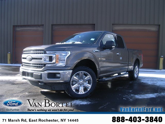 2018 F-150 Super Cab 4x4,  Pickup #51705 - photo 1