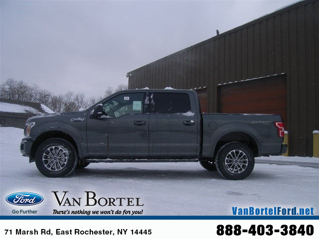 2018 F-150 Crew Cab 4x4, Pickup #51714 - photo 11