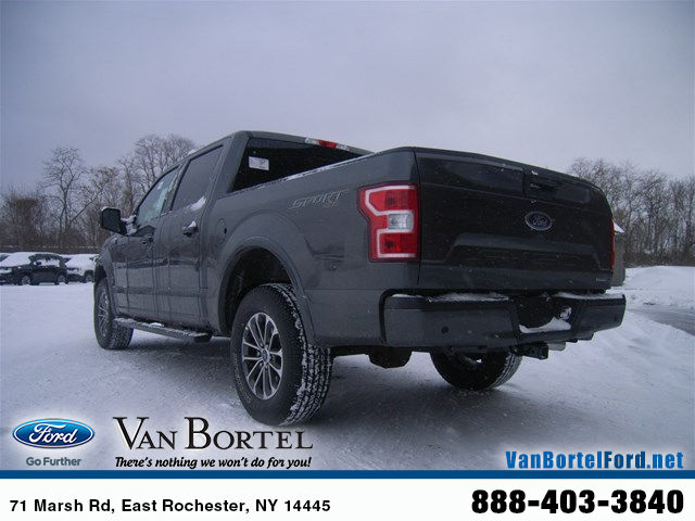 2018 F-150 Crew Cab 4x4, Pickup #51714 - photo 2