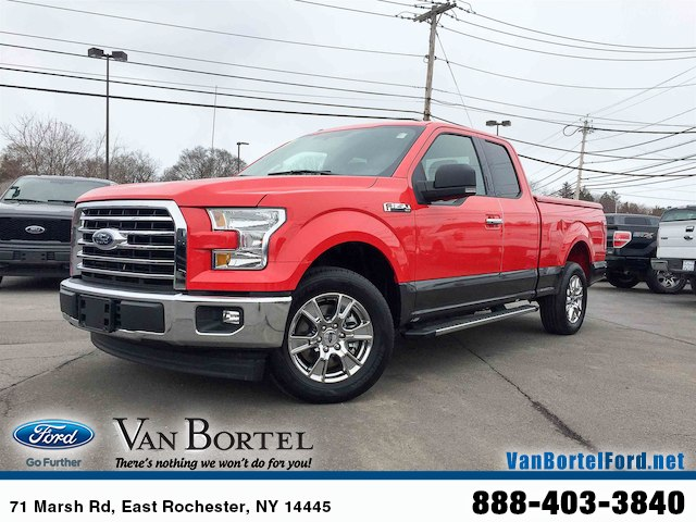 2017 F-150 Super Cab, Pickup #51778A - photo 1