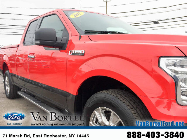 2017 F-150 Super Cab, Pickup #51778A - photo 5