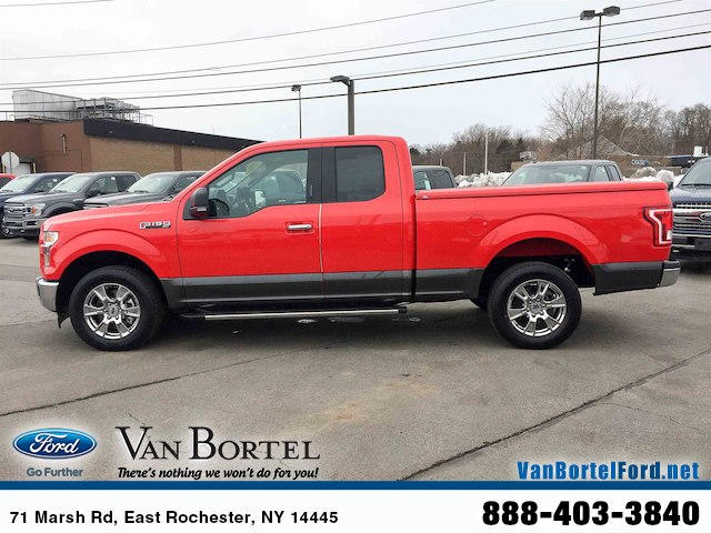 2017 F-150 Super Cab, Pickup #51778A - photo 4