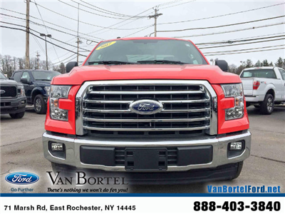 2017 F-150 Super Cab, Pickup #51778A - photo 3