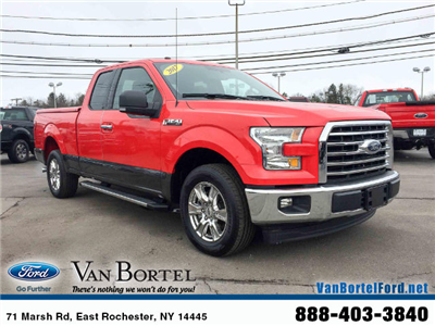 2017 F-150 Super Cab, Pickup #51778A - photo 8