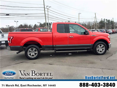 2017 F-150 Super Cab, Pickup #51778A - photo 9