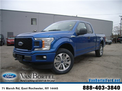 2018 F-150 Super Cab 4x4, Pickup #52024 - photo 1
