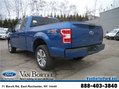 2018 F-150 Super Cab 4x4, Pickup #52024 - photo 2