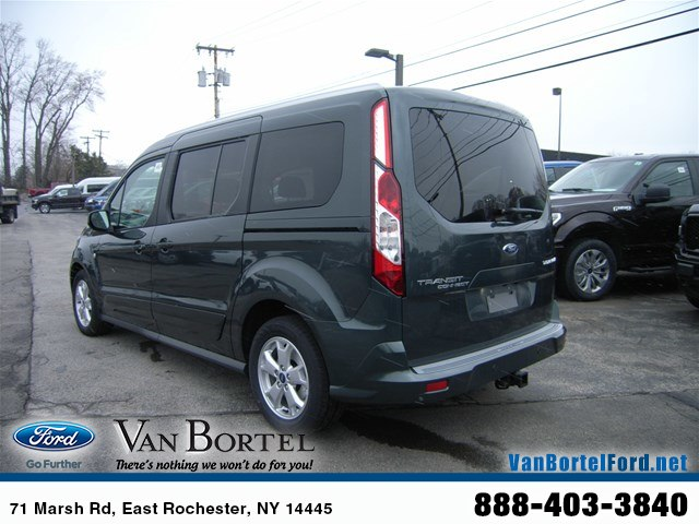 2018 Transit Connect 4x2,  Passenger Wagon #52088 - photo 2