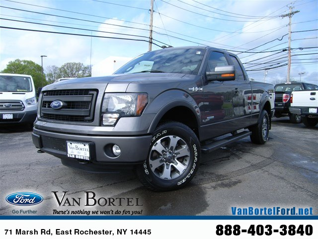 2013 F-150 Super Cab 4x4, Pickup #52235A - photo 1