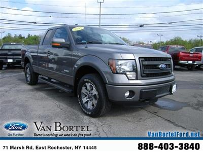 2013 F-150 Super Cab 4x4, Pickup #52235A - photo 7