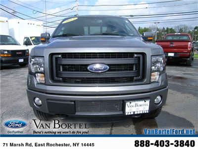 2013 F-150 Super Cab 4x4, Pickup #52235A - photo 8