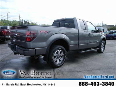 2013 F-150 Super Cab 4x4, Pickup #52235A - photo 5