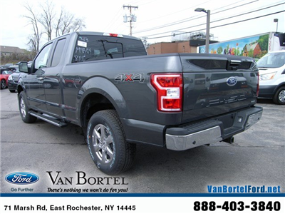 2018 F-150 Super Cab 4x4, Pickup #52669 - photo 2
