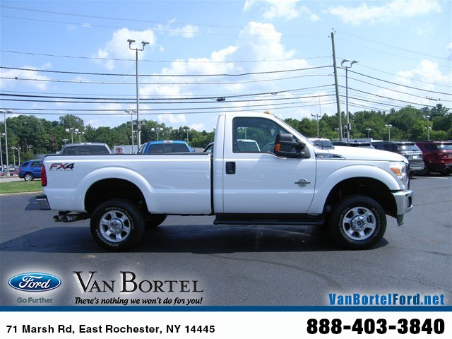 2015 F-350 Regular Cab 4x4,  Pickup #53147A - photo 8