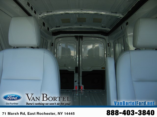 2018 Transit 250 Med Roof 4x2,  Empty Cargo Van #53176 - photo 2