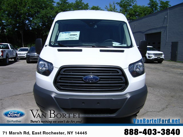 2018 Transit 250 Med Roof 4x2,  Empty Cargo Van #53176 - photo 7